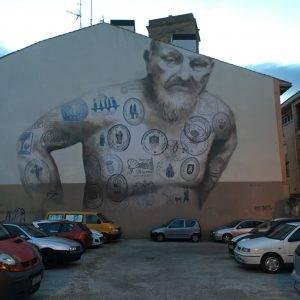 Graffiti in Logrono