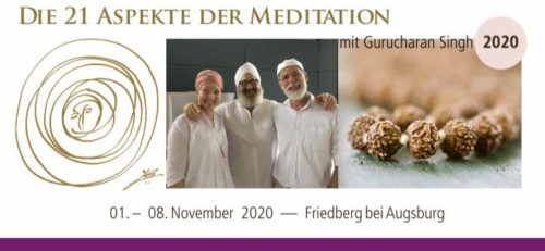 21 Aspekte der Meditation